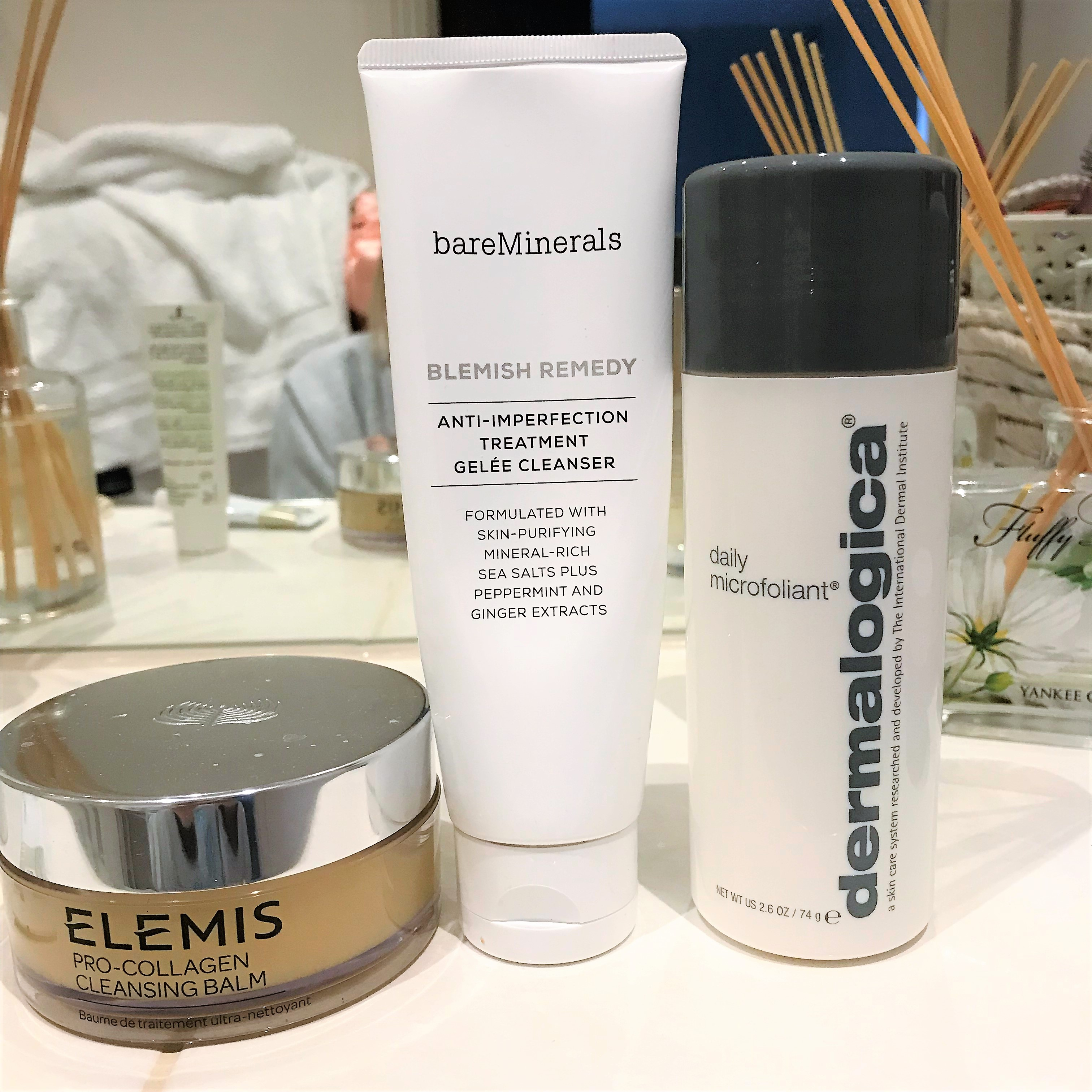 My Current Skincare Routine Post Tretinoin Blonde Tea