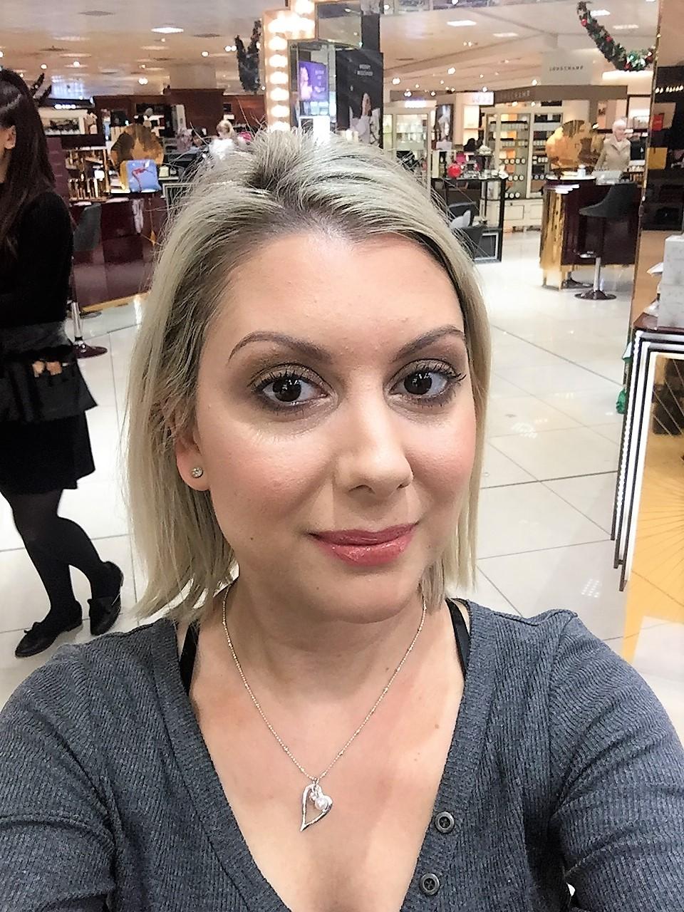 Shaz Saed -- Blonde Tea Party -- www.blonde-tea-party.com -- beauty and makeup tips -- charlotte tilbury--kingston bentalls -- magic foundation--golden goddess--glamerous makeup look--